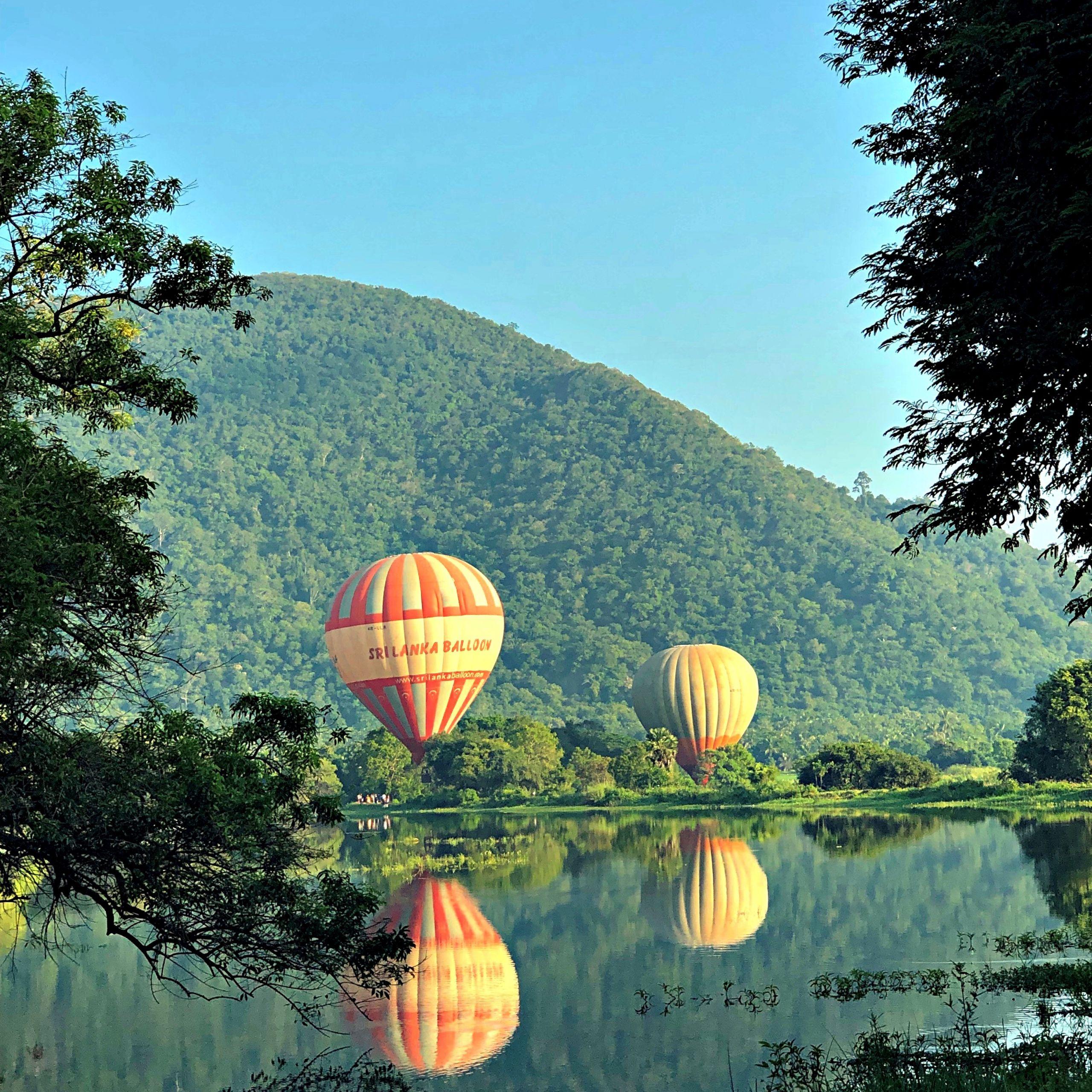 Sri Lanka Balloon Uluer Group Aviation and Ballooning