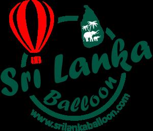 sri lanka balloon logo
